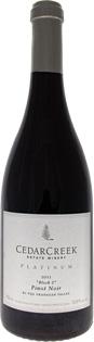 Cedar-Creek wine review