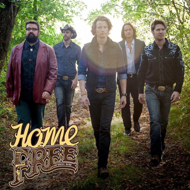 Home Free country quintet to perform in Kelowna