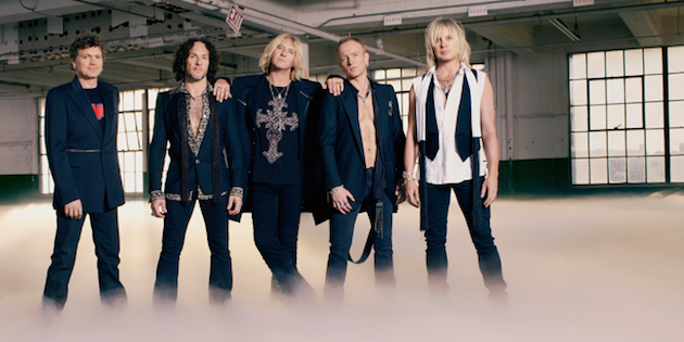Def Leppard kicks off Canadian Tour in Penticton