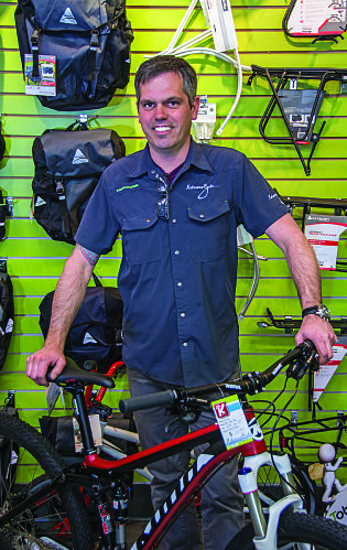 Help on Wheels: Bikes offer Opportunities