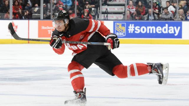 Kelowna Rockets join Team Canada roster