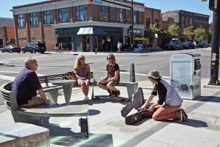Kelowna-main-street-outdoor-seating-Bernard-Avenue