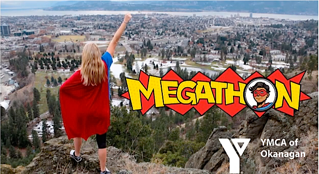 Okanagan Heros: YMCA Launches Registration for Megathon
