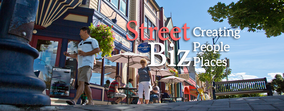 Street Biz: Creating people places