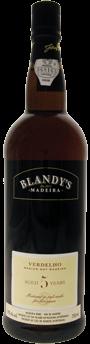 Verdhelo Blandy's madeira