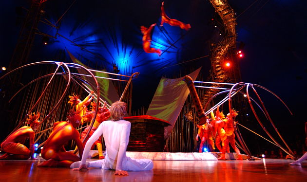 Cirque du Soleil presents Varekai in Penticton
