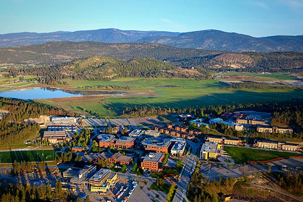 UBC seeks public input on Okanagan Campus Master Plan