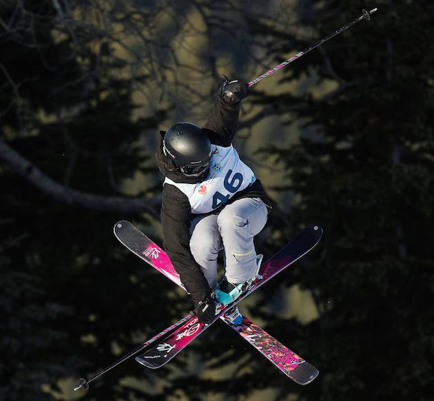 Vernon skier takes home BC's first Canada Games medal