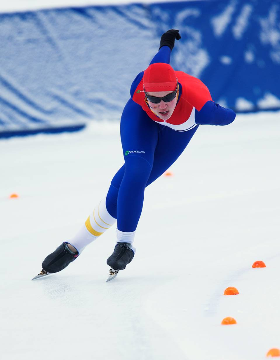 Golden day for B.C. long track speed skaters