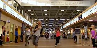 Video: Kelowna Dancers funk up the airport
