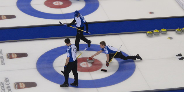 Team BC set for 2015 Tim Hortons Brier opener