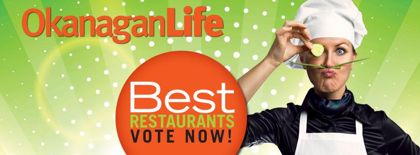 Voting is open for best restaurants