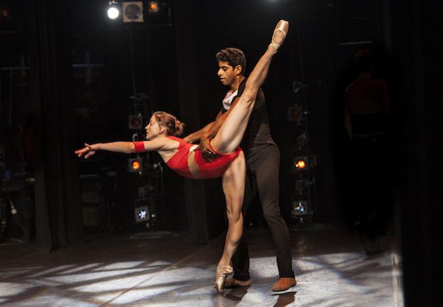 Ballet Kelowna featuring stars of New York City Ballet