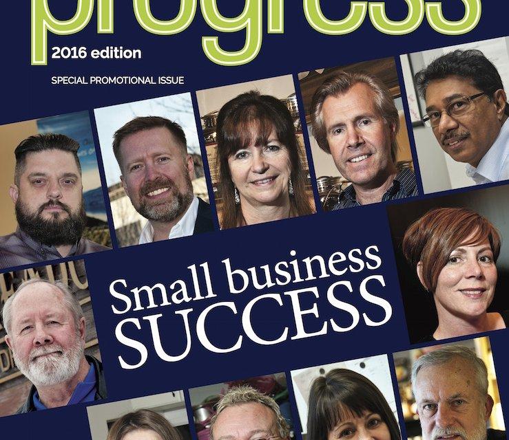 Progress 2016: Spotlight on Okanagan Business