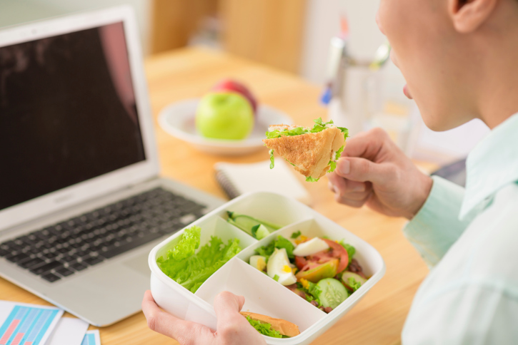 Eat Well 9-5 for Nutrition Month