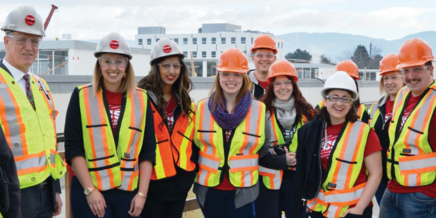 Okanagan College: Horizon looks bright for trades