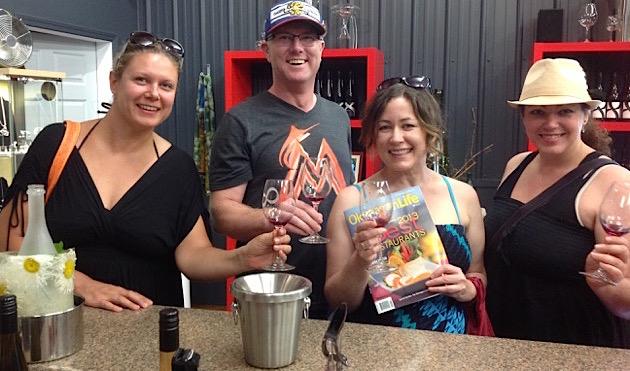 Okanagan Wine Festival Heralds Rite of Spring in Valley Vineyards