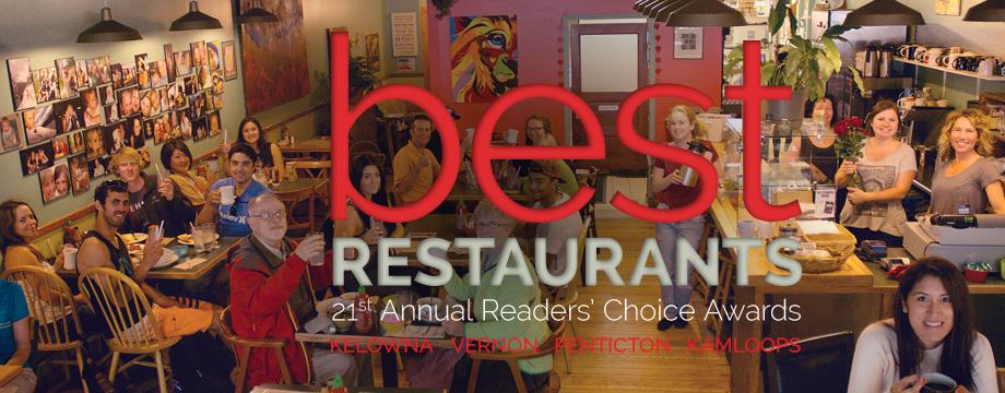 2015 Best Restaurant Awards