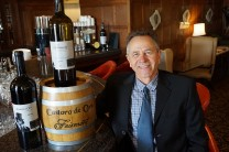 The Mac & the Merlot: Castoro de Oro wine marks 100 years at Fairmont hotel
