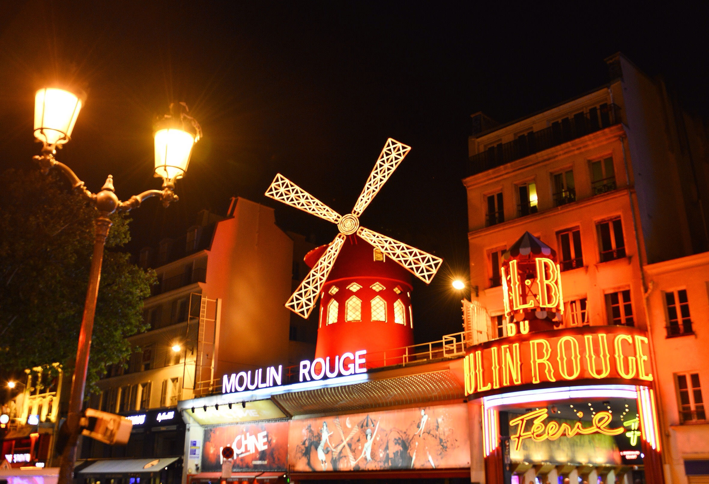 The Moulin Rouge auditions in Canada