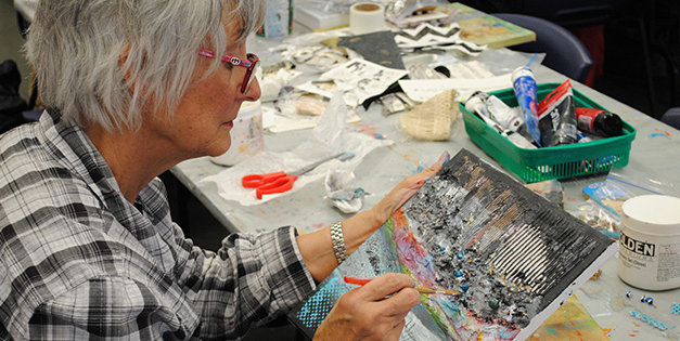 Register Now for Fall Art Classes at the Kelowna Art Gallery