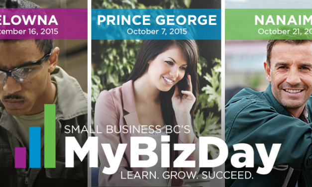 Kelowna to host MyBizDay