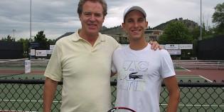 Tennis life in the Okanagan