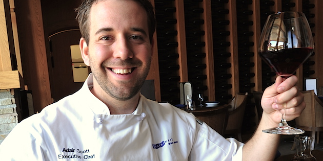 Kitchen Confidential with Chef Adair Scott at Watermark Beach Resort