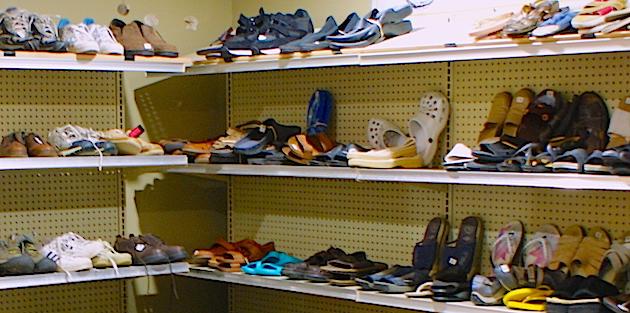 Kelowna Shoe Bank Hosts 2nd Annual Barefoot Walk