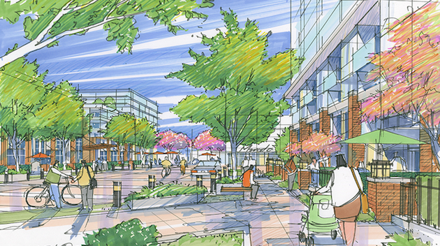 Plans underway for Kelowna's most sustainable community