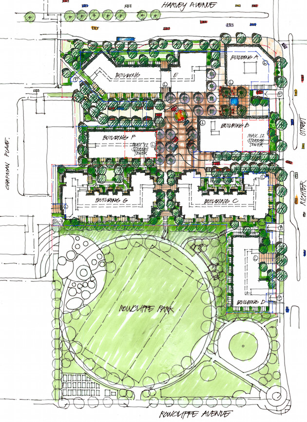 central-green-site-plan-kelowna