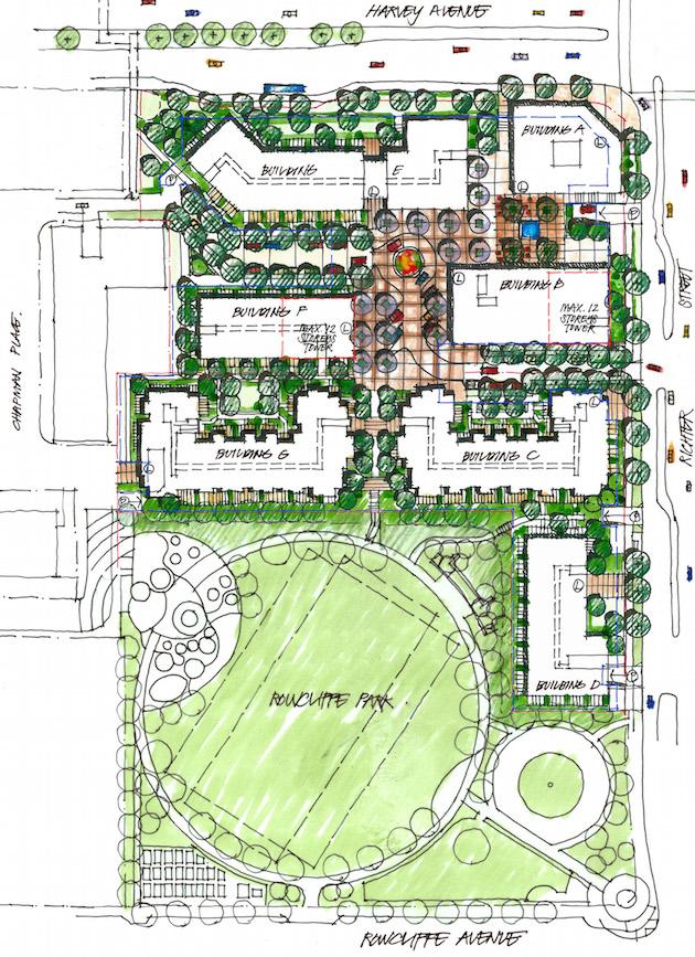 central-green-site-plan-kelowna