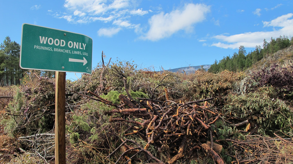 Peachland closes compost site
