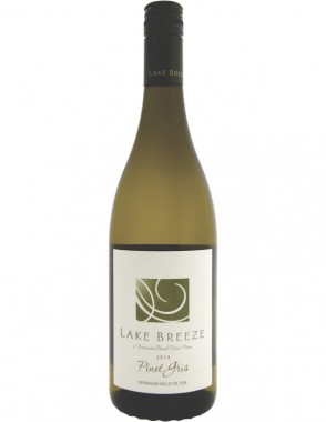 Lake Breeze-Pinot Gris