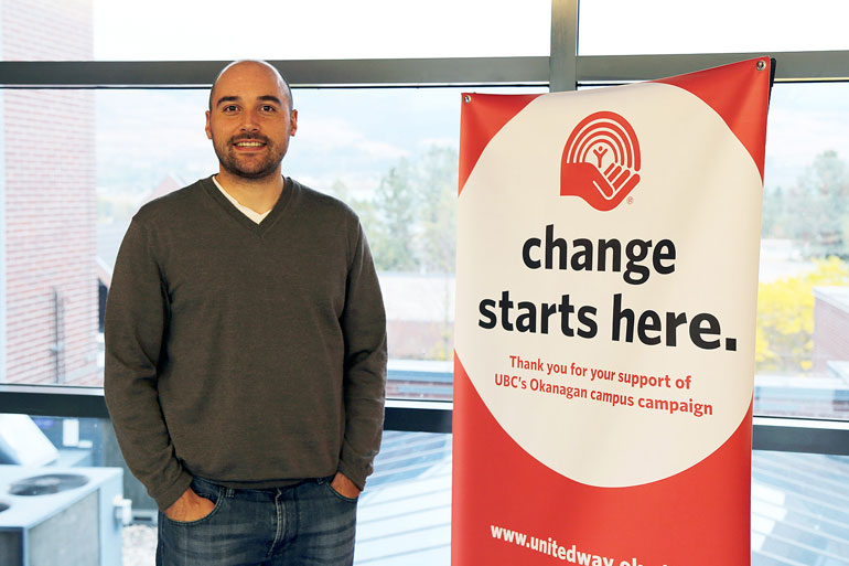 UBC researcher examines the science of charity