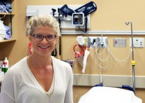 UBC medical student examines the use of CT scans by doctors