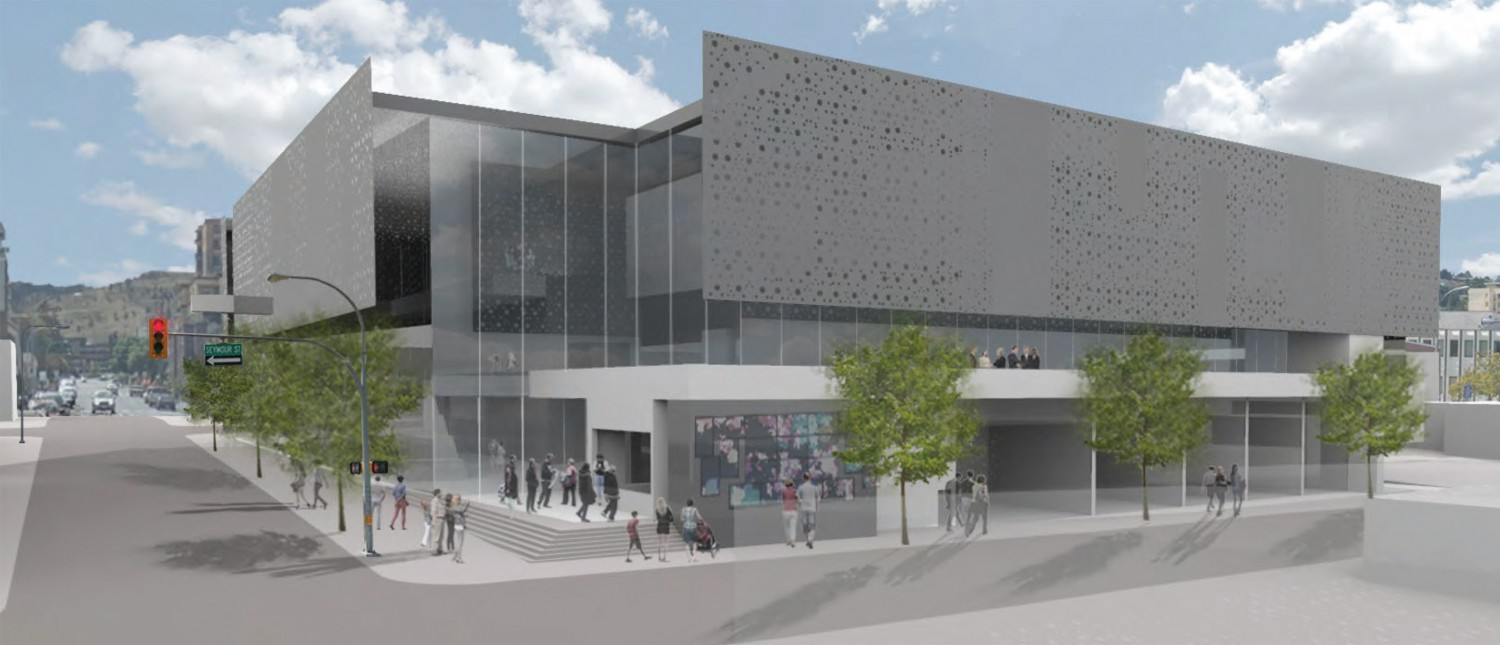 Campaign for Kamloops Performing Arts Centre launches website
