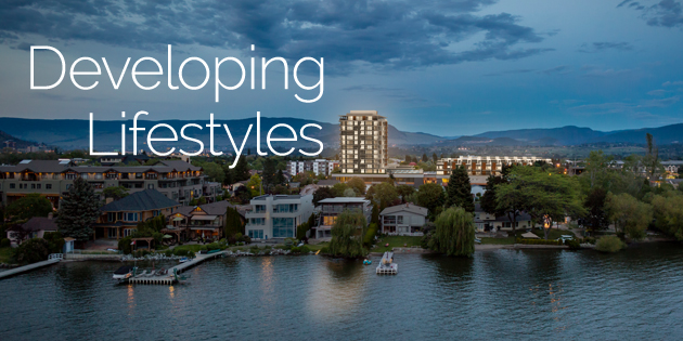 Developing Lifestyles – a showcase of Okanagan homes