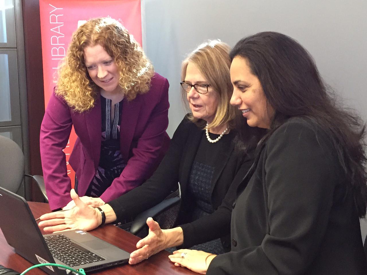UBC Okanagan's Innovation Library opens