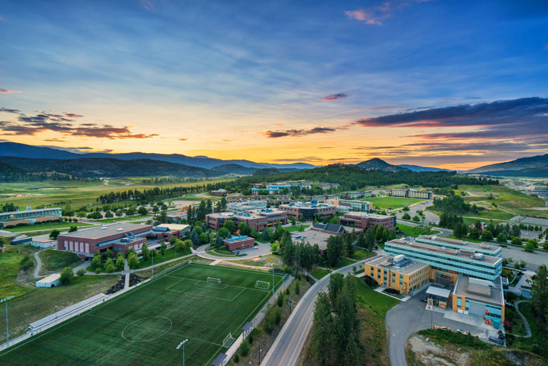 UBC Okanagan unveils master plan for growth