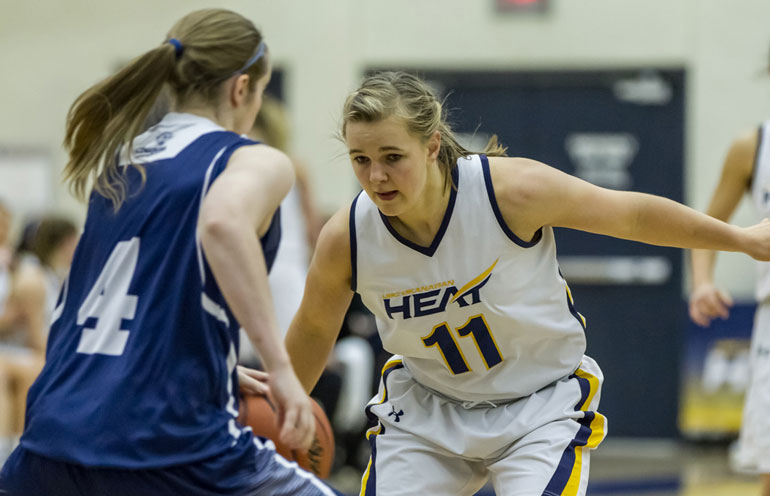 Capri Insurance generosity a slam dunk for UBC Heat student athlete