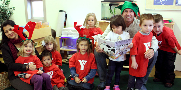Lights of Christmas Paws will help YMCA kids this Saturday