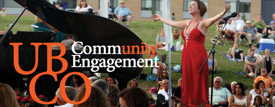 UBCO: Community Engagement