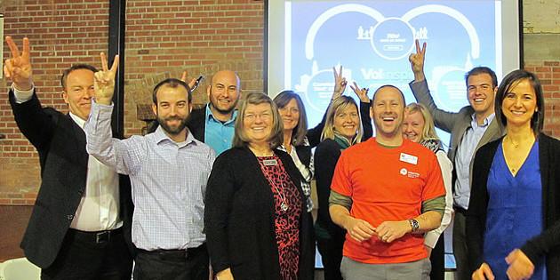 Social entrepreneurs spur volunteer spirit