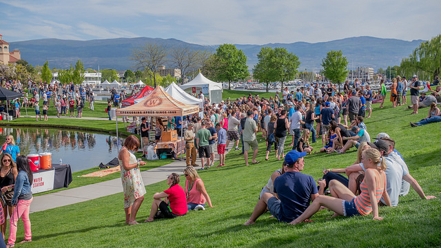 Kelowna to host Great Okanagan Beer Festival