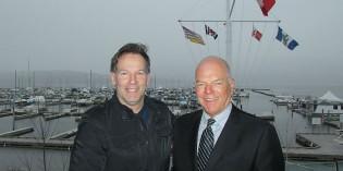 Land Rover Kelowna named sponsor of sailing race