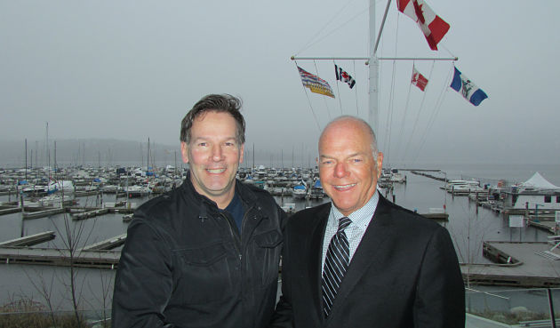 Land Rover Kelowna named sponsor of sailing race