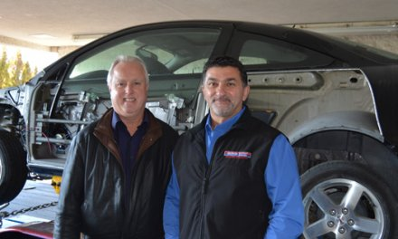 Boyd Autobody: donation helps college launch automotive careers