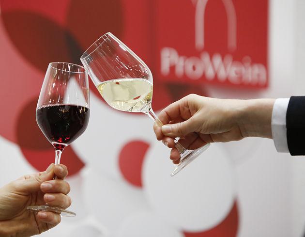 Canadian wineries featured in Düsseldorf, Germany