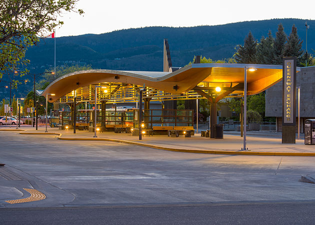 Thompson-Okanagan recognized at Wood Design Awards